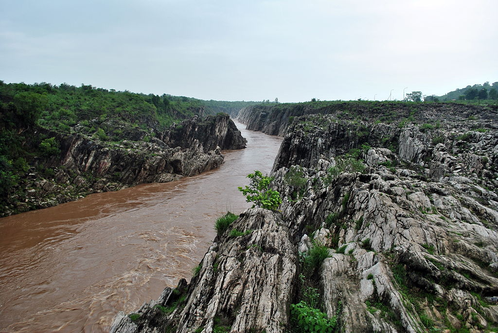 The Narmarda River