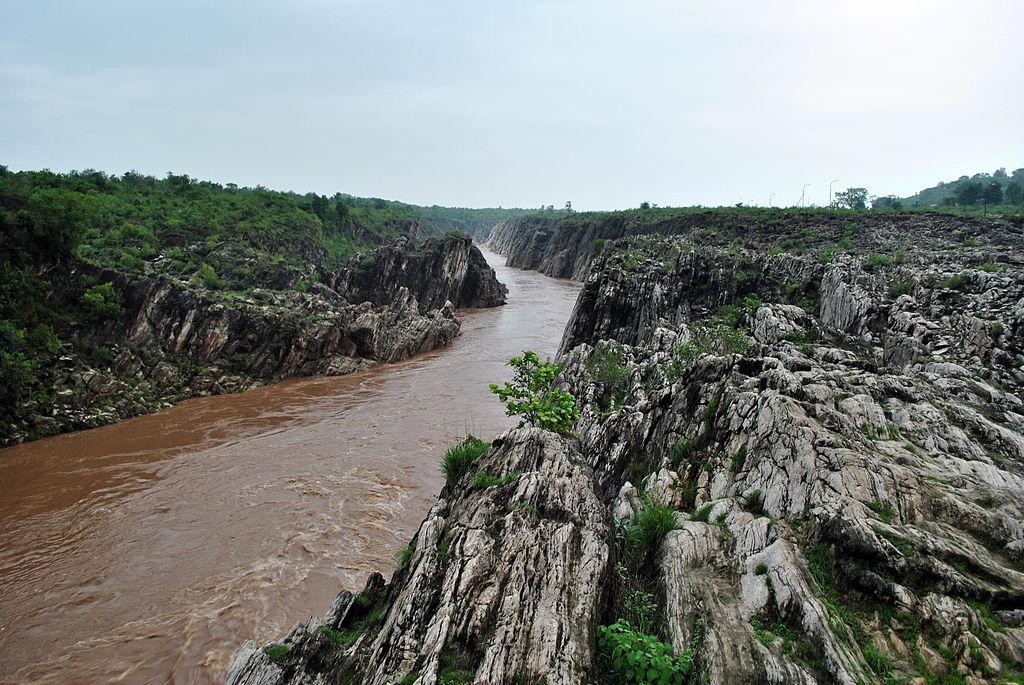 The Narmarda River